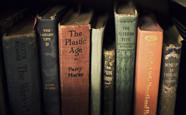 Academic podcasting 'Forgotten Fiction'