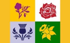 British symbolic flowers, podcasting by Pod Academy