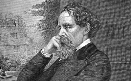 Academic podcast on Charles Dickens' affection to France
