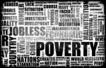 An academic podcast discussing poverty