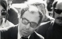 Jean-Luc Godard at Berkely, 1968