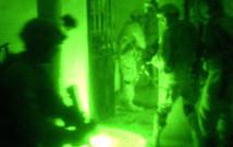 Iraq War - Fallujah night raid