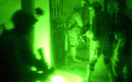 Iraq War - Fallujah night raid