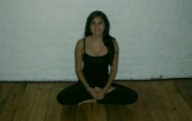 Veena seated