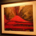 Warhol's Vesuvius