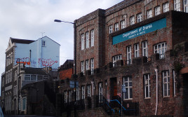 Bristol drama department
