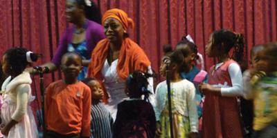 The Ghanaian Pentecostal setting