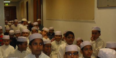 The Bangladeshi Muslim setting