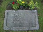 Dag_Hammaskölds grave