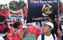 Filipino workers in HongKong