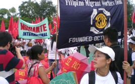 Filipino workers in HongKong