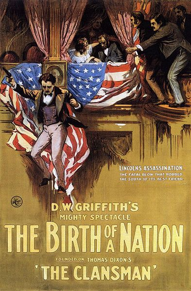 1915 Birth of a Nation about Abraham Lincoln