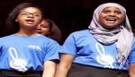Ark academy girls singing