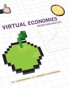 Virtual economies book jacket