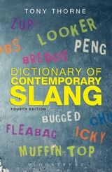 Dictionary of Slang book jacket