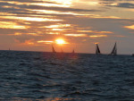 Sunset Portland, Fastnet mentioned in shipping forecast by Deck Accessory httpswww.flickr.comphotoscaptainclokey